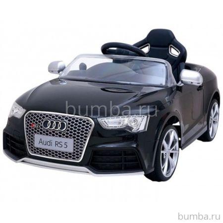 Электромобиль Coolcars Audi RS5 с зонтиком (черный)