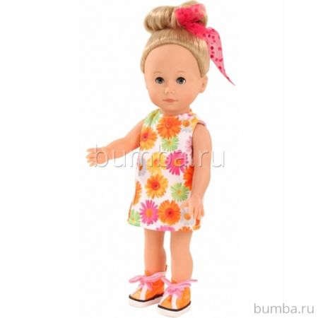 Пупс Gotz Кукла Миа блондинка