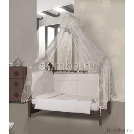 Комплект постельного белья Esspero Diamonds (6 предметов) White