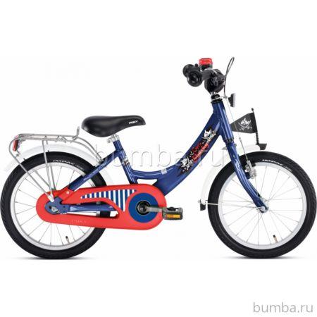 "Детский велосипед Puky ZL 16-1 Alu 16"" (capt'n Sharky)"