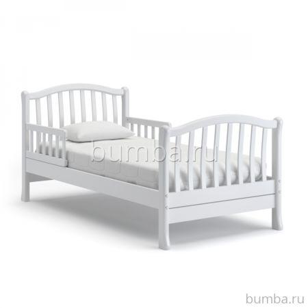 Кровать Nuovita Destino Bianco