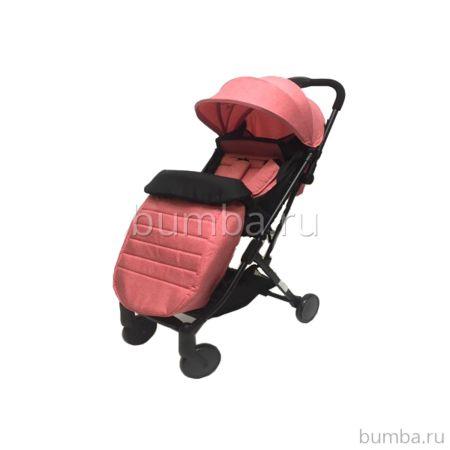 Прогулочная коляска Мишутка C3 (красный)