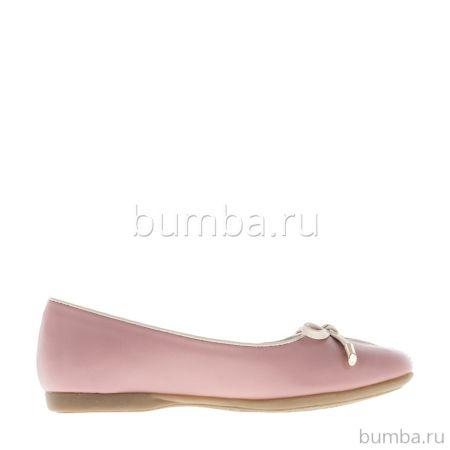 Туфли детские Kakadu 5972A для девочек (розовые)