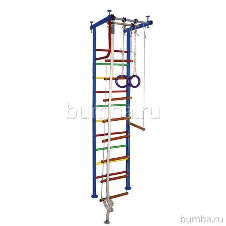 Детский спортивный комплекс Вертикаль 1 (мягкие ступени)