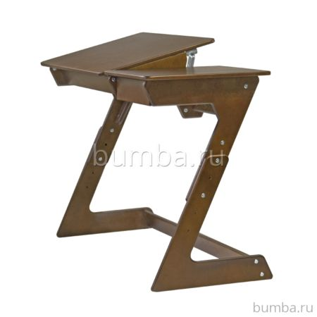 Растущая стол-парта Конёк Горбунёк Макси (орех)