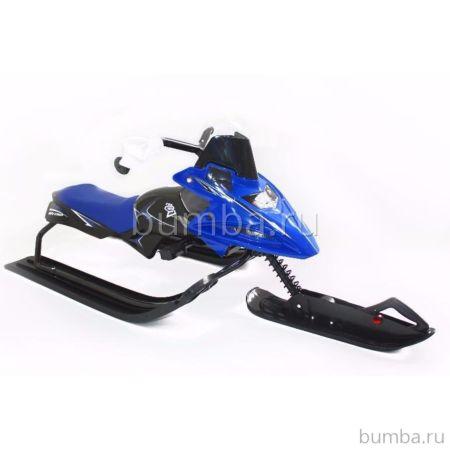 Снегокат Snow Moto FX Nytro (синий)