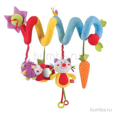 Подвесная игрушка Happy Baby Pretty Garden