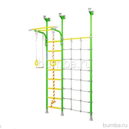 Детский спортивный комплекс Romana Karusel R3 (зеленый)