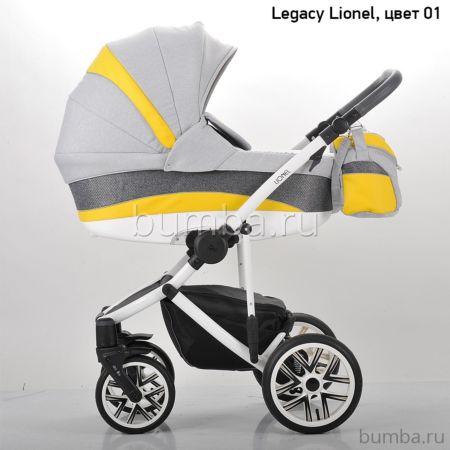 Коляска 2 в 1 Legacy Lionel (желтый)