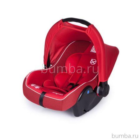 Автолюлька Baby Care Lora (красная)