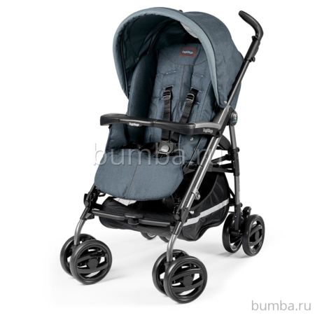 Коляска-трость Peg Perego Pliko Mini 2 (Blue Denim)
