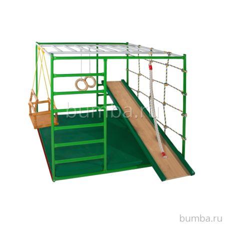 Детский спортивный комплекс КМС Муравейник-1 с горкой