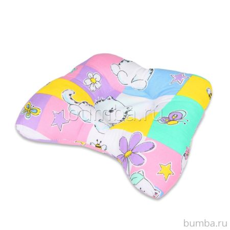 Подушка Baby Care Бабочка