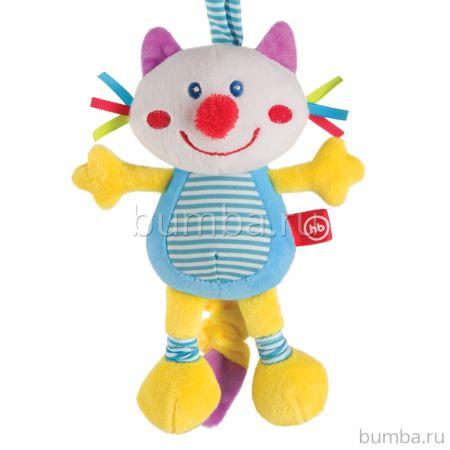Подвесная игрушка Happy Baby Frisky Kitty