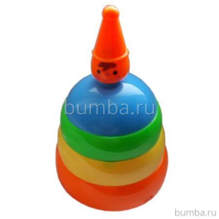 Развивающая игрушка S+S Toys Юла Мини