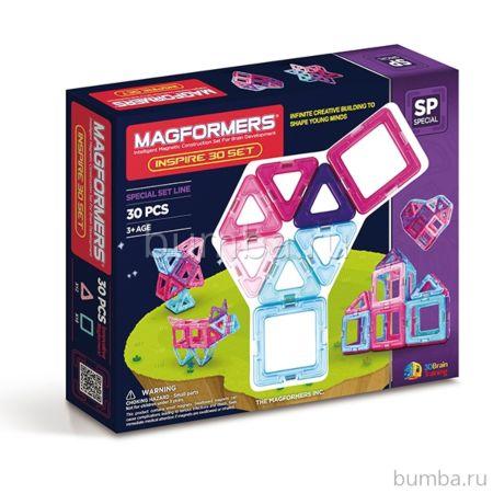 Конструктор Magformers Pastelle 30 Set