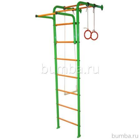 Детский спортивный комплекс Альпинистик 1 (салатовый)
