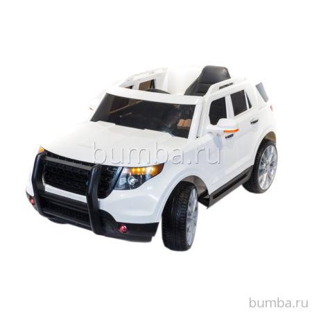 Электромобиль ToyLand CH9936 (белый)