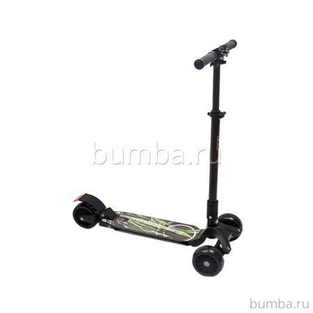 Кикборд BiBiTu Power (черный)