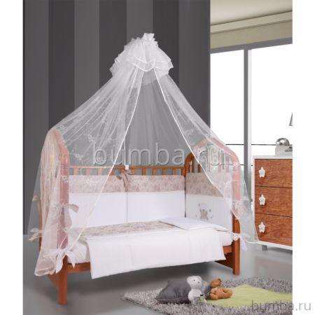 Комплект постельного белья Esspero Elona Flowers (6 предметов) Camelia
