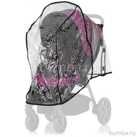 Дождевик Britax для коляски B-Agile/B-Motion Black