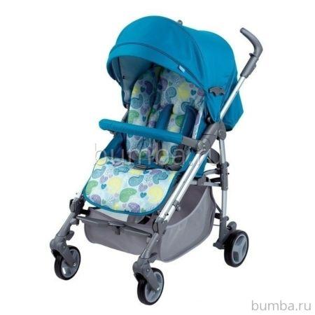 Коляска прогулочная Happy Baby Nicole (aquamarine)
