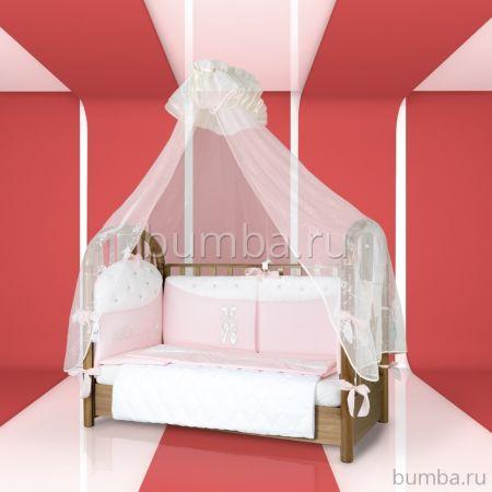 Комплект постельного белья Esspero Balette (6 предметов) Pink