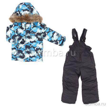 Куртка с полукомбинезоном зимние Fun Time BKF1722M