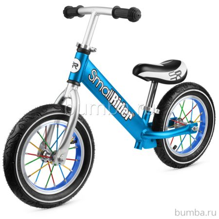 Беговел Small Rider Foot Racer Air (синий)