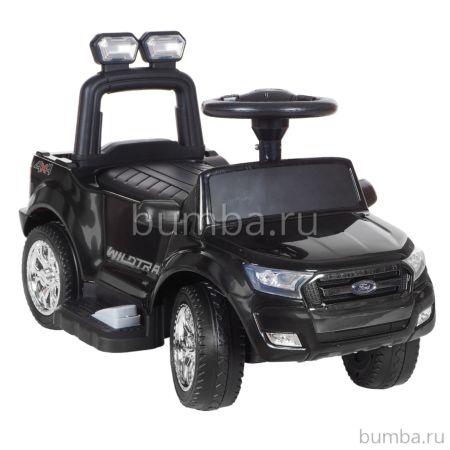 Электроминикар Ford Ranger (черный)