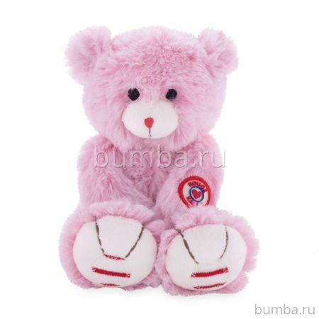 Мягкая игрушка Kaloo Мишка Руж маленький (Розовый)