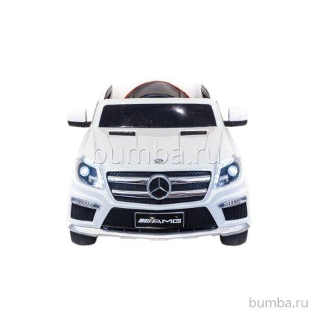 Электромобиль ToyLand Mercedes-Benz GL63 (белый)