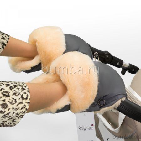Муфта для коляски Esspero Oskar Grey