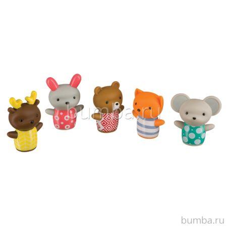 Набор игрушек Happy Baby Little Friends