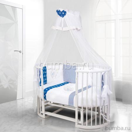 Комплект постельного белья Esspero Colorit (6 предметов) Bears Sailor