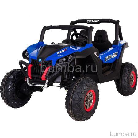 Электромобиль ToyLand Багги 4х4 (синий)