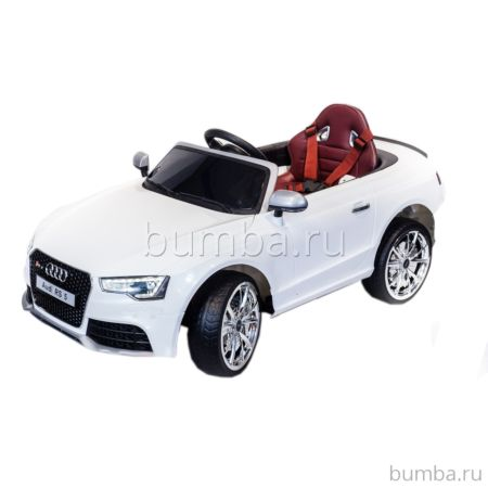 Электромобиль ToyLand Audi RS5 (белый)