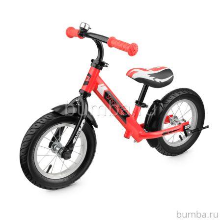 Беговел Small Rider Roadster 2 AIR (красный)