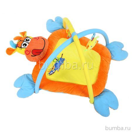 Развивающий коврик Biba Toys Коровка