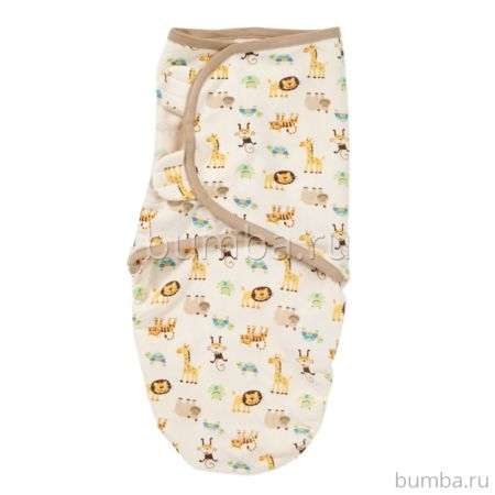 Конверт Summer Infant SwaddleMe L (1 шт.) (джунгли)