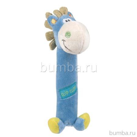 Погремушка-пищалка Playgro Ослик