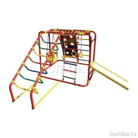 Детский спортивный комплекс Формула Здоровья Артек N Плюс (оранжевый)