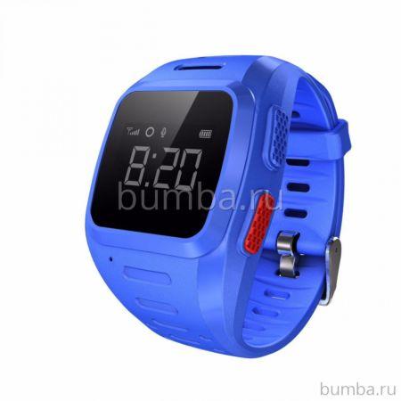 Детские часы с GPS-трекером Wochi Gozo (синие)