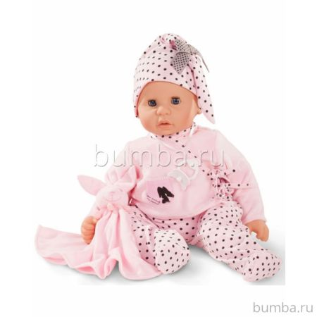 Пупс Gotz Малыш Cookie в розовом