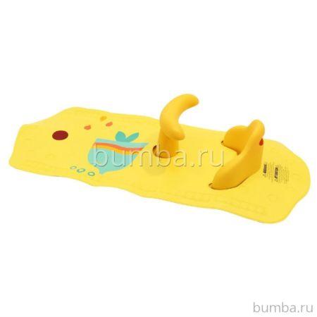 Коврик для купания Roxy Kids со съёмным стульчиком (рыбка)