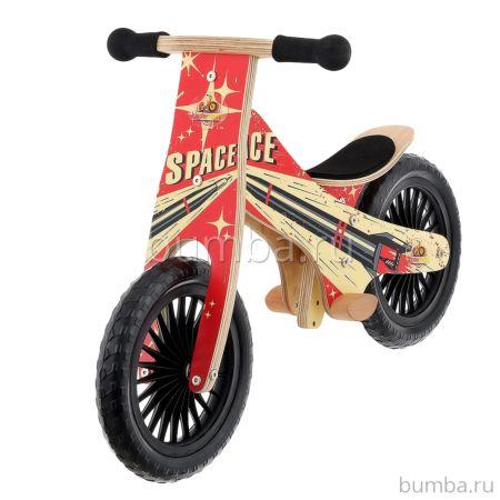 Беговел Kinderfeets Retro Rocket