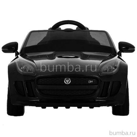 Электромобиль Coolcars Jaguar RS-3 12V 2.4G (черный)
