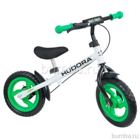 Беговел Hudora Running Bike Ratzfratz (зеленый)