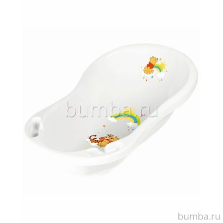 Детская ванночка OKT Wtp Винни-Пух с пробкой (84 см)