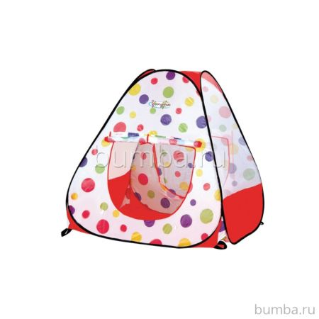 Детская палатка Yongjia Конфетти Конус